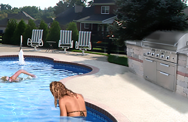 How to Deal with Pool Surface Cracks