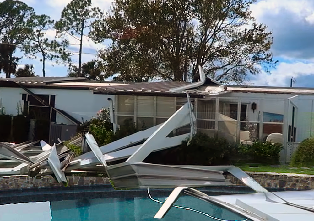 Steps to Protect Your Pool after a Severe Storm