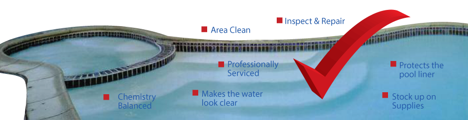 How to Take Care of Your Pool Equipment after Winter