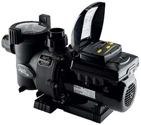 FloPro variable speed swimming pool pump manufactured by Jandy