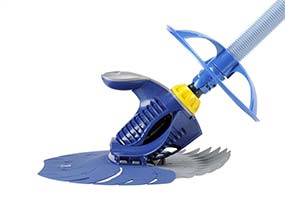 swimming pool vacuum cleaner manufactured by Jandy Zodiac