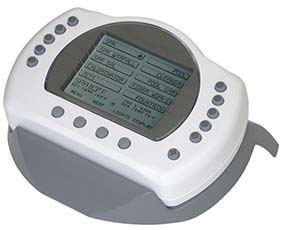 Intellitouch Mobiletouch swimming pool wireless remote panel manufactured by Pentair