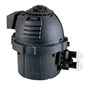 MasterTemp spa swimming pool heater manufactured by Pentair
